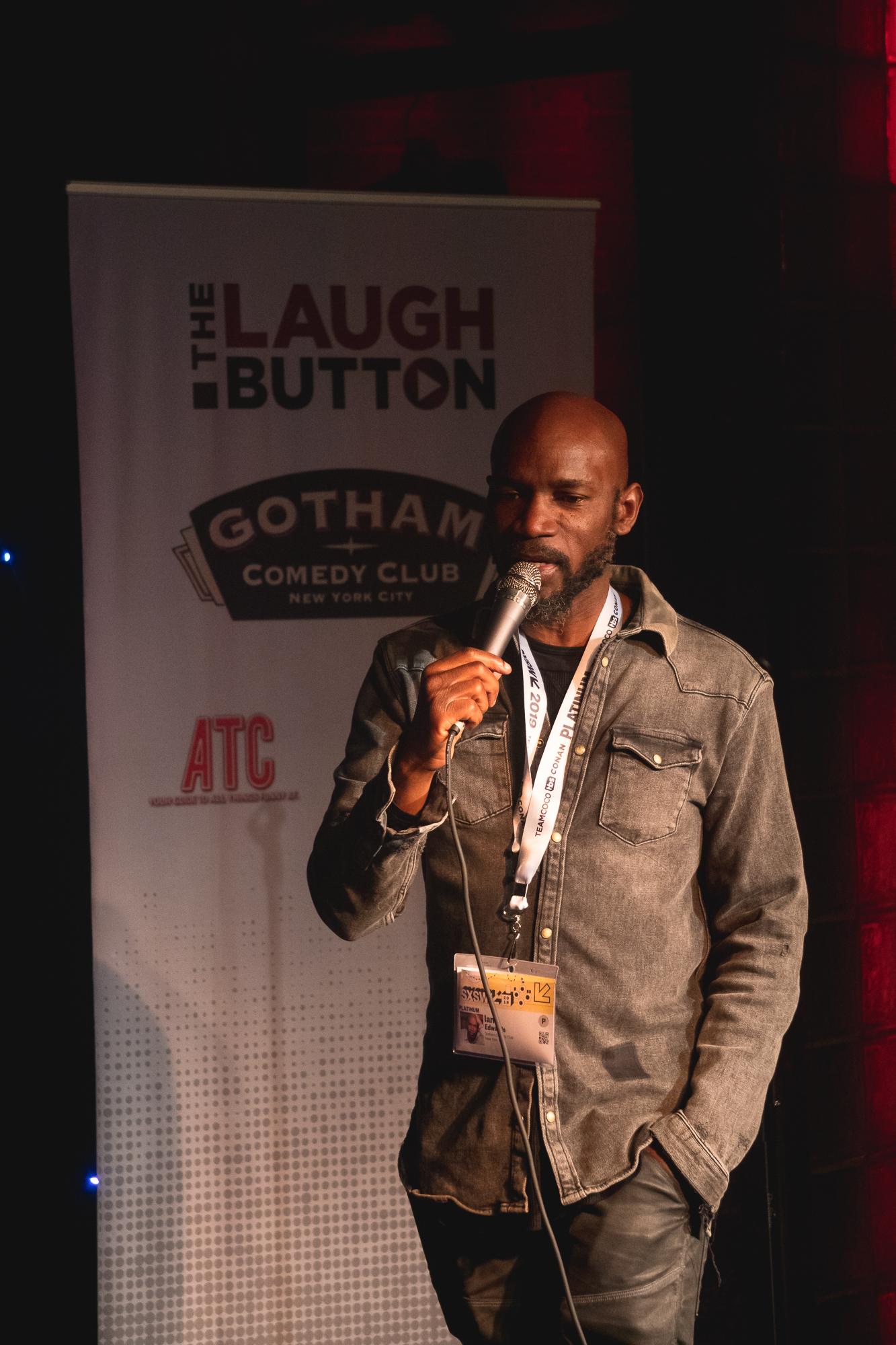 The Laugh Button Live! SXSW 2019