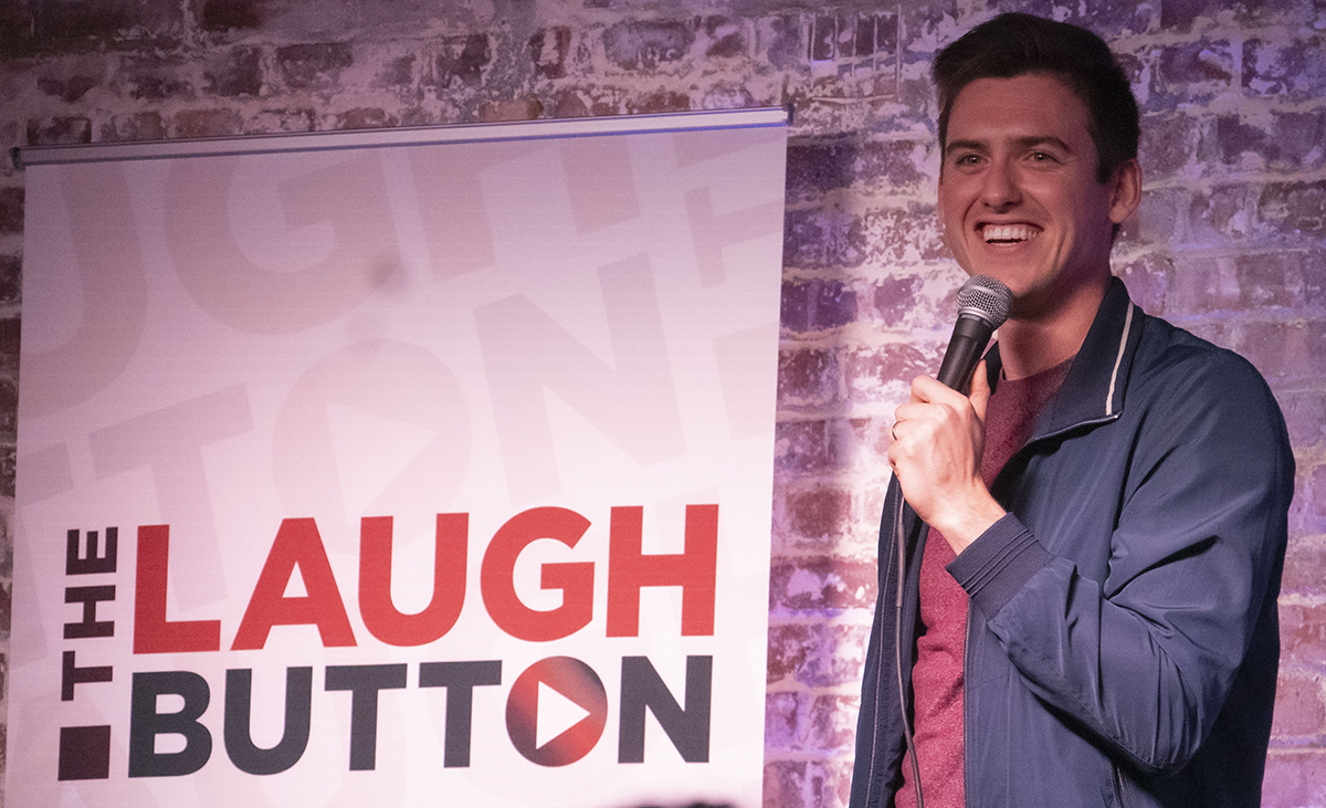 The Laugh Button Live! | NYCF 2019