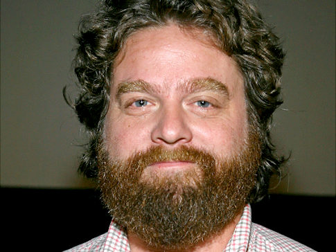 zach galifianakis young
