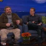 Nick DiPaolo And Artie Lange On Conan