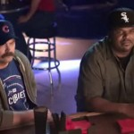 Video: Craig Robinson and Nick Offerman Square off on Chicago Baseball