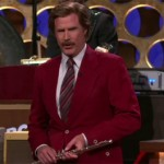 It's Official, Will Ferrell Announces Anchorman Sequel!