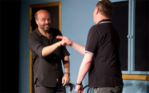 scott adsit friends