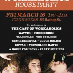 The Cast of Workaholics Will Throw A House Party at SXSW, Perform as The Wizards