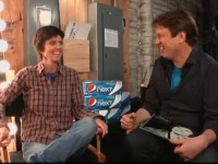 Video: Pete Holmes and Tig Notaro Talk Comedy After-Hours