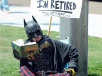 This Week In Comedy: The Dark Knight Retires