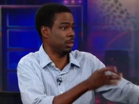Chris Rock doesn't like it when audiences record comics in clubs (video)