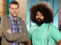 Revisisting Reggie Watts' music spots from Comedy Bang Bang
