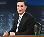 Jimmy Kimmel to move timeslot in 2013 to compete with Leno and Letterman