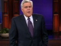 Jay Leno's monologue response to The Tonight Show layoffs