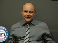 "Rob Corddry on Jon Stewart, ""That guy's got enough Emmys!"""