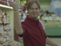 "Tim Heidecker is in the new Dinosaur Jr. video, ""Watch The Corners"""