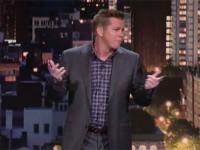 Brian Regan's 25th appearance on Letterman (video)