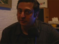 Talking with Eugene Mirman at The Eugene Mirman Comedy Festival (video)