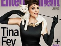 Tina Fey is on the cover of this week's Entertainment Weekly