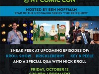 Comedy Central to preview new programming at NY Comic-Con