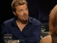 An old clip of Will Ferrell, Louis C.K., and Eddie Izzard talking over dinner (video)