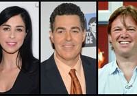 Adam Carolla, Sarah Silverman, Reggie Watts launching Youtube channels with comedy producer