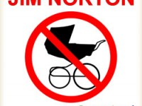 """Listen to a clip from Jim Norton's upcoming special, """"No Baby For You"""""""