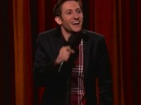 Samuel Comroe made his stand-up debut on Conan (video)