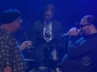 Tenacious D showcase their jazz skills on late night television (video)