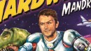 "Exclusive first look at Chris Hardwick's ""Mandroid"" DVD art (photo)"