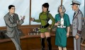 Archer returns to television tomorrow night, time to prep for season 4