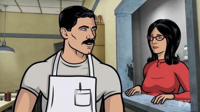 Archer Bob's Burgers