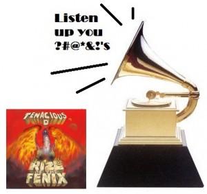 Tenacious D Grammy