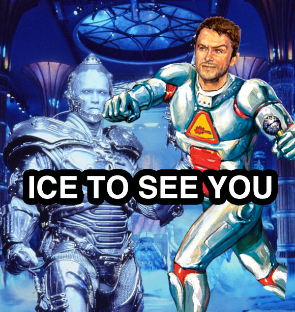 Hardwick, Ice To See You