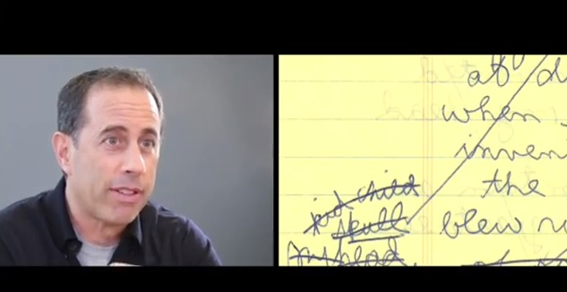 jerry seinfeld, jokes, new york times, how to, how to tell jokes, seinfeld