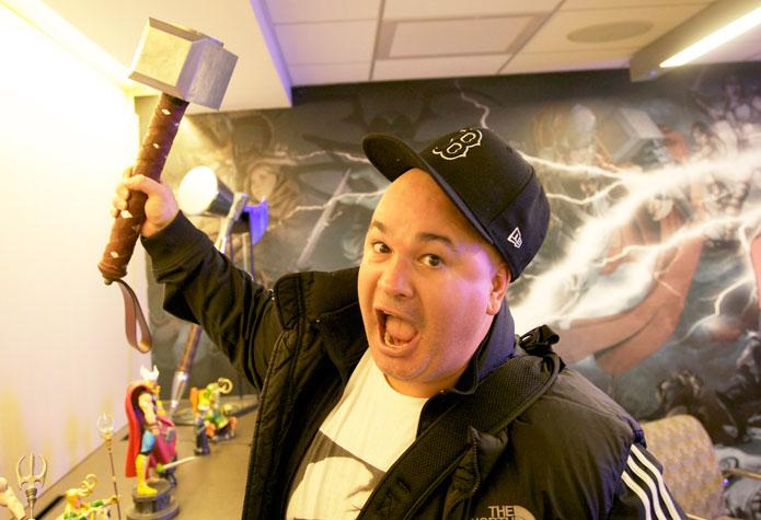 Robert Kelly - Thor's Hammer