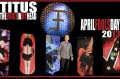 """Watch a preview clip from Christopher Titus' stand-up special, """"The Voice In My Head"""" (video)"""