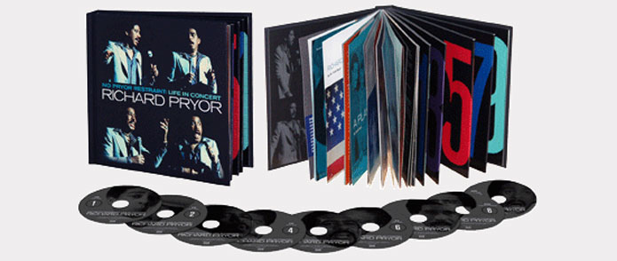 Richard Pryor Boxed Set