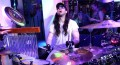 The funniest moments from Andrew W.K.'s 24-hour drum-a-thon
