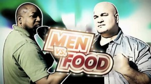 Men Vs Food.
