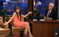 Whitney Cummings and Jay Leno's cursing match on The Tonight Show