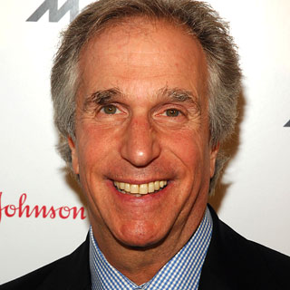 Henry Winkler Henry Winkler will be joining