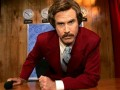 Why should you buy Ron Burgundy's new book? Let him tell you