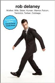 Rob Delaney Book
