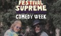 Festival Supreme Comedy Week coming to a TV near you