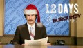 The 12 Days of Burgundy, Day 5: Ron Burgundy invades KXMB news team