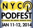 The second annual NYC Podfest kicks off January 11th