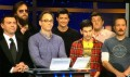 Behold! 9 out of 11 cast members from 'The State' reunited on @Midnight
