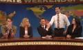 Bill Hader, Amy Poehler, Andy Samberg, Fred Armisen return to 'Saturday Night Live' to say gooodbye to Seth Meyers