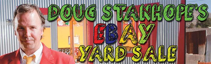 Doug Stanhope Virtual EBay Yard Sale