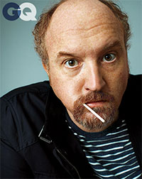 Louis C.K. on GQ