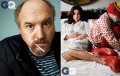 GQ's comedy issue: Louis C.K. takes the cover and Julia Louis-Dreyfus has sex with a clown