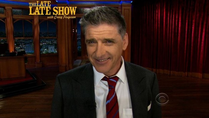 Late Late Show with Craig Ferguson ></center></p> <p>Well, <strong>CBS</strong> is certainly making some changes to late night. Roughly two weeks after <strong>Stephen Colbert</strong> was <a href=