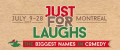 Just For Laughs releases partial line-up for 2014's Montreal festival